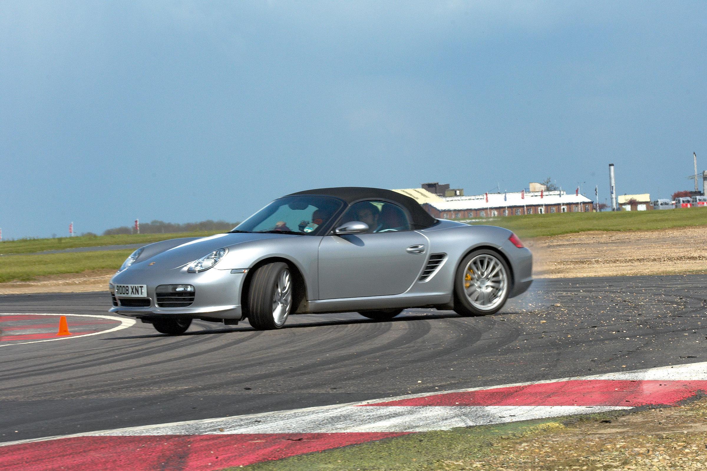 Porsche Boxster Buying Guide Evo