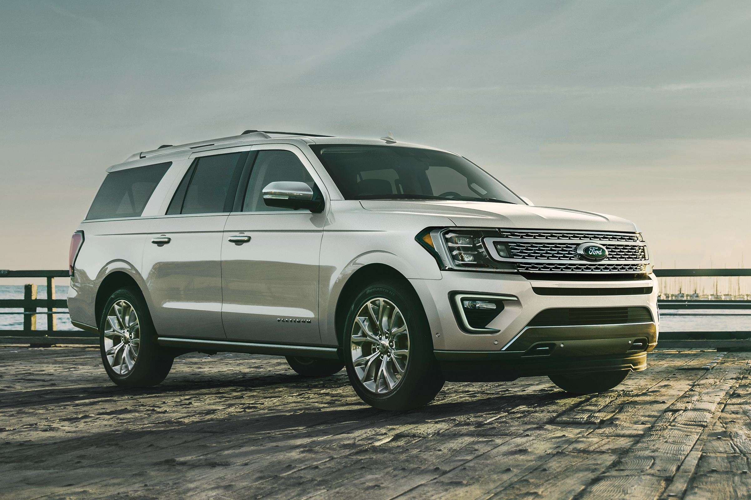 Ford S New Expedition Suv Is The Epitome Of American Motoring With A Surprise Or Two Up Its Sleeve Evo