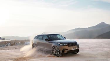 Range Rover Velar - front cornering