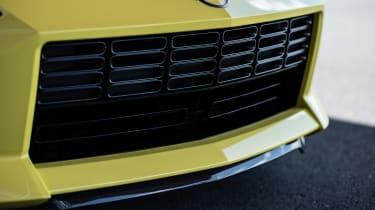 Nissan Z Proto grille