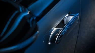 Mercedes-Benz EQS – door handle