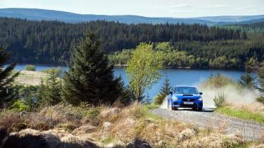 Subaru WRX STI Final Edition - front