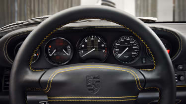 Porsche Classic Project Gold - Steering wheel