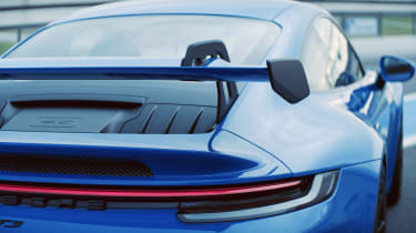 Porsche 911 GT3 992