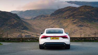 Audi e-tron GT quattro – tail static
