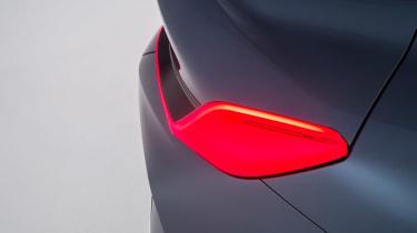 BMW 8-series concept - rear light
