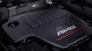 2021 Mercedes-AMG E53 4Matic+ Estate - engine