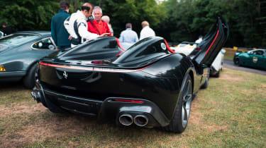 Ferrari Monza SP2 Goodwood FoS rear