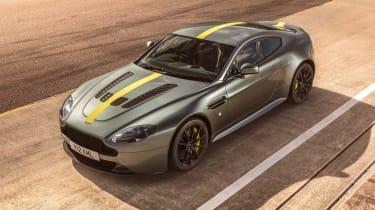 Aston Martin AMR Vantage - V12 static