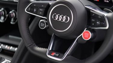 Audi R8 V10 - Steering wheel