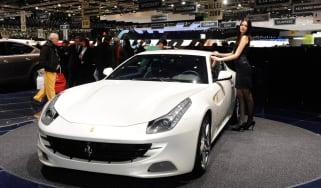 Geneva 2011: Ferrari FF supercar