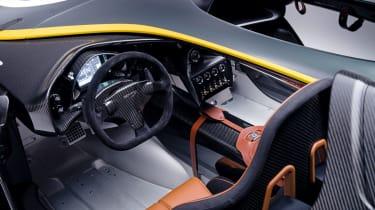 Aston Martin CC100 Interior