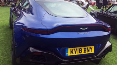 London Concours - Aston M V