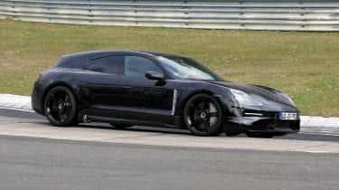 Porsche Taycan Sport Turismo