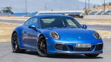 911 GTS header