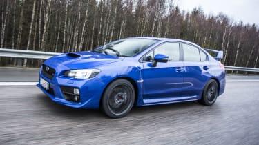 Subaru WRX STI review, specs and prices   Evo