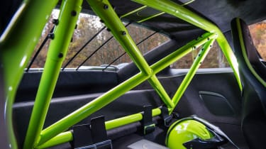 TechArt GTStreet R - Roll cage
