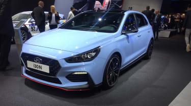 Hyundai i30N - Frankfurt motor show