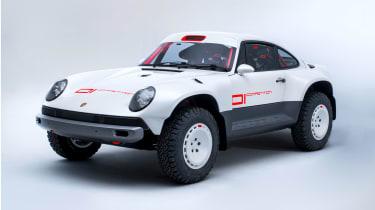 Singer Vehicle Design ACS - studio