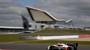 Audi R18 at Silverstone
