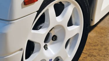 MG Metro 6R4 Clubman wheel