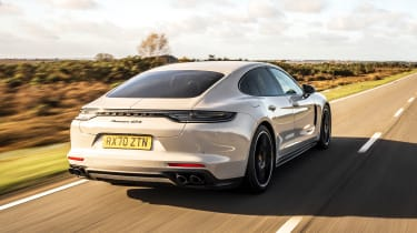 Porsche Panamera GTS MY21 rear