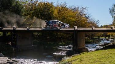 WRC R5 Argentina - Bridge