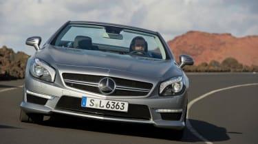 2012 Mercedes-Benz SL63 AMG