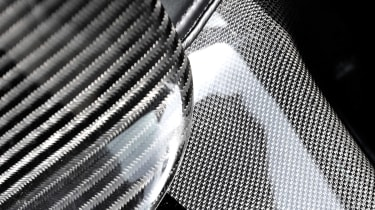 Pagani Zonda 760RS - carbon