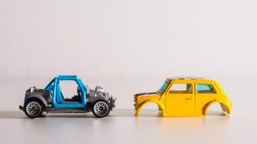 50 Years of Hot Wheels - mini
