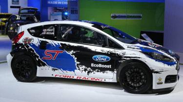 Ford Racing Fiesta ST