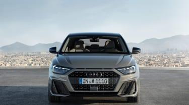 Audi A1 2018 revealed - nose