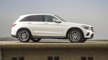 Mercedes Benz Glc Review Prices Specs And 0 60 Time Evo