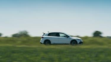 Volkswagen Golf GTI Clubsport 45 – pan