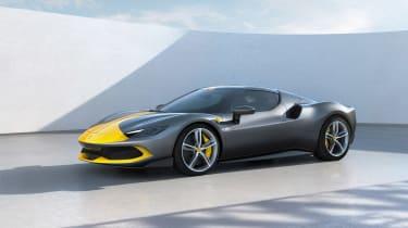 2022 Ferrari 296 GTB AF – front quarter