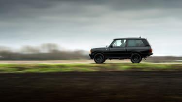 Bishops Heritage Range Rover – pan