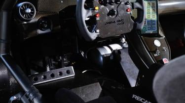 McLaren 12C Can-Am interior