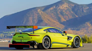 Aston Martin Racing Vantage GTE - rear quarter
