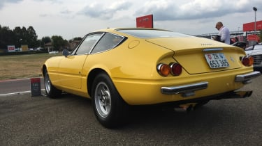 Ferrari70 pictures - daytona