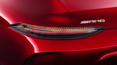 Mercedes-AMG GT Concept tail light