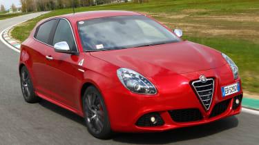 Alfa Romeo Giulietta Cloverleaf
