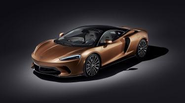 McLaren GT - front quarter