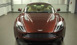 Video: Aston Martin Vanquish