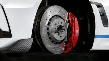 BMW M2 Competition M performance Parts – brakes