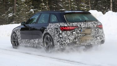 2019 Audi RS4 facelift
