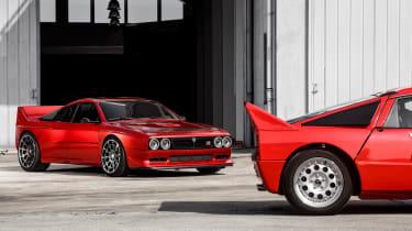 Kimera Automobili 037 –rear nose