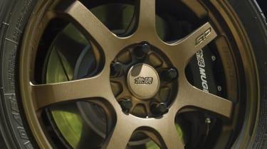 Honda CR-Z Mugen wheel