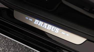 Brabus kits for Mercedes E-Class Estate sill