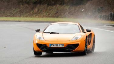 McLaren MP4-12C - front