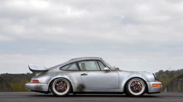 Porsche 911 Carrera RSR - side profile